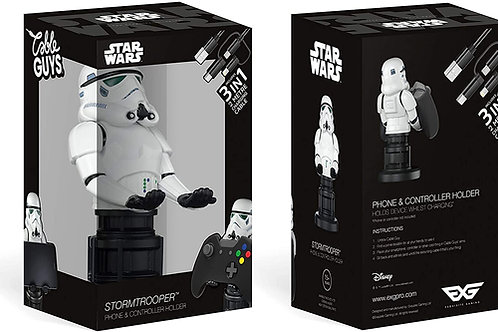 Cable Guy Star Wars Stormtrooper