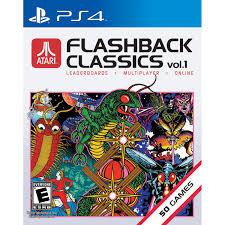 Atari:Flasback Classics vol.1