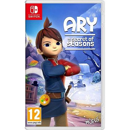 Ary And The Secret Of Seasons Nintendo