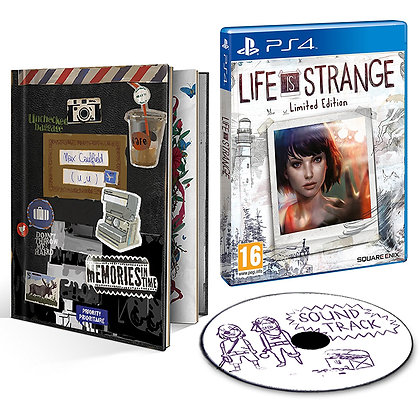 Life is Strange:Limited Edition