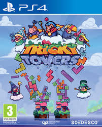 Tricky Towers Ps4 11/17
