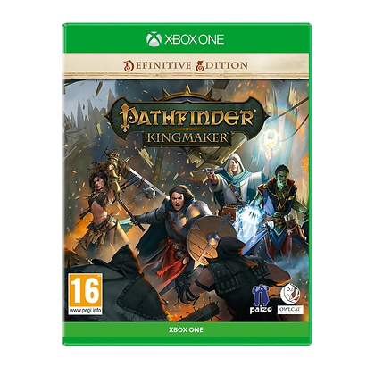 Pathfinder Kingmaker Definitive Edition Xbox One Game
