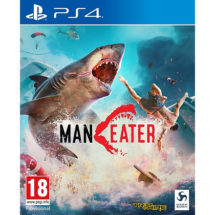 Maneater Day One Edition PS4