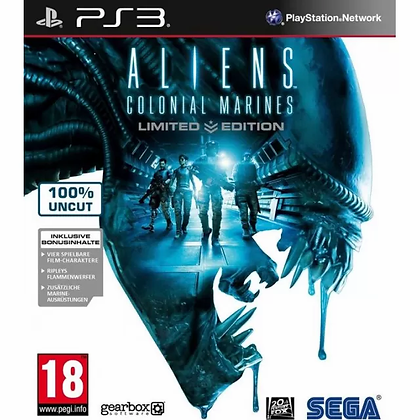 Aliens: Colonial Marines (Limited Edition)