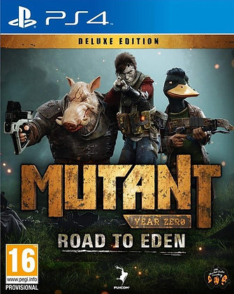 Mutant Road To Eden Deluxe Edition