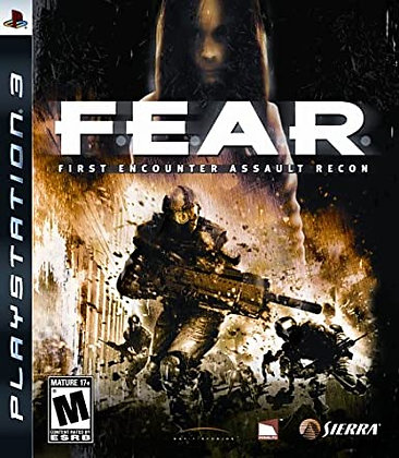 F.E.A.R.: First Encounter Assault Recon PS3