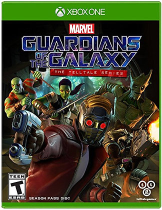 Guardians of the Galaxy:The Telltale Series