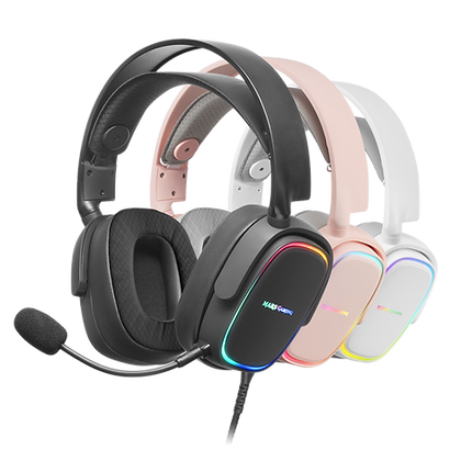 MHAX GAMING HEADPHONES