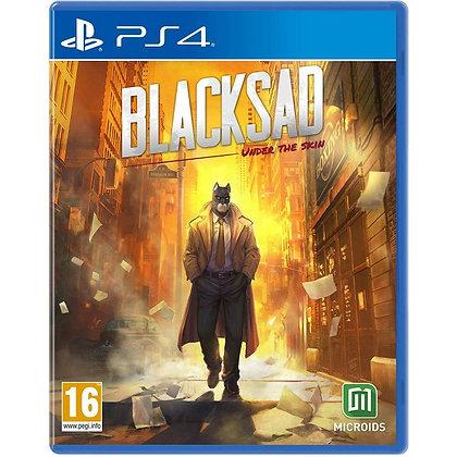 Blacksad Under The Skin Limited Edition PS4