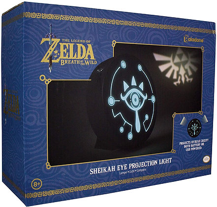 Legend of Zelda Sheikah Eye Projection Light - Collectible Lamp