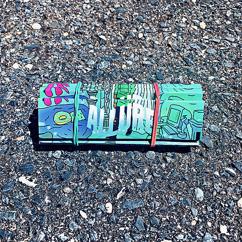 """""""ALLURE"""" 3 Packs of Rolling Papers by Marc Bravo"""
