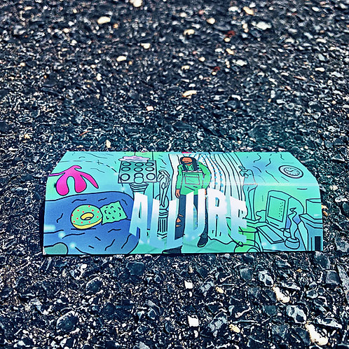 """""""ALLURE"""" 1 Pack of Rolling Papers by Marc Bravo"""