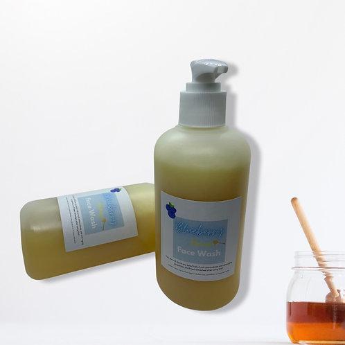 Blue Honey Face Wash