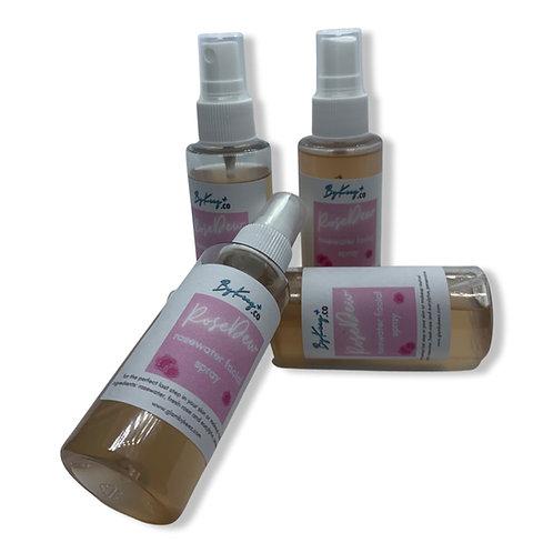 RoseDew rosewater spray