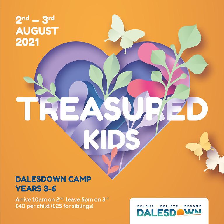 Treasured Kids Camp