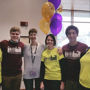Students Contribute to the 2018 Williams Human Library Event