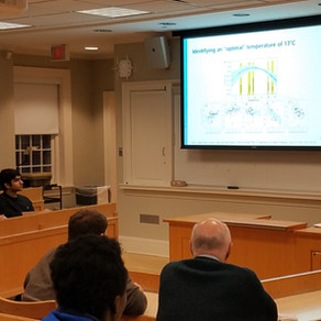 """Oren Cass '05 Presents """"How (Not) to Worry About Climate Change Policy Lecture"""