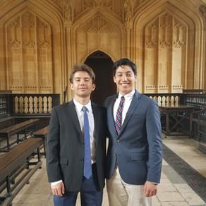 Oxford Study Abroad Programme - Week 1
