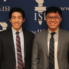Students Attend the 2018 ISI Pittsburgh Leadership Conference