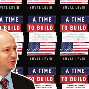 "Fall Seminar Series: ""A Time to Build"""
