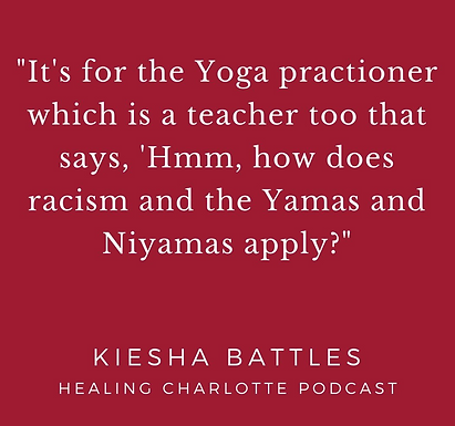 Podcasts with Kiesha
