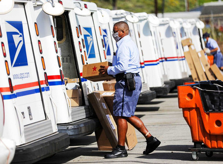 Deliver Democracy - Protect the US Postal Service