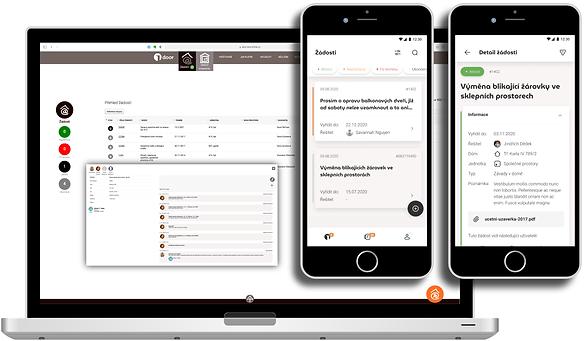 Online systém pro správu SVJ