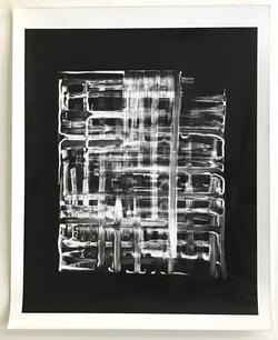 Susan Stair   Cliche Verre Print