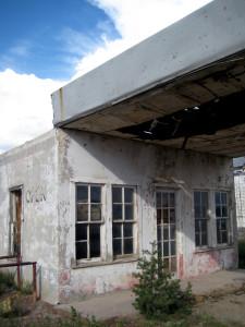 Pietown Gas Station
