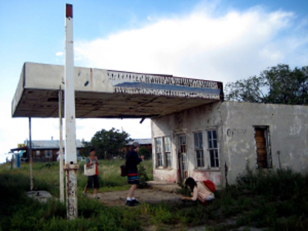 Pietown Gas Station 2