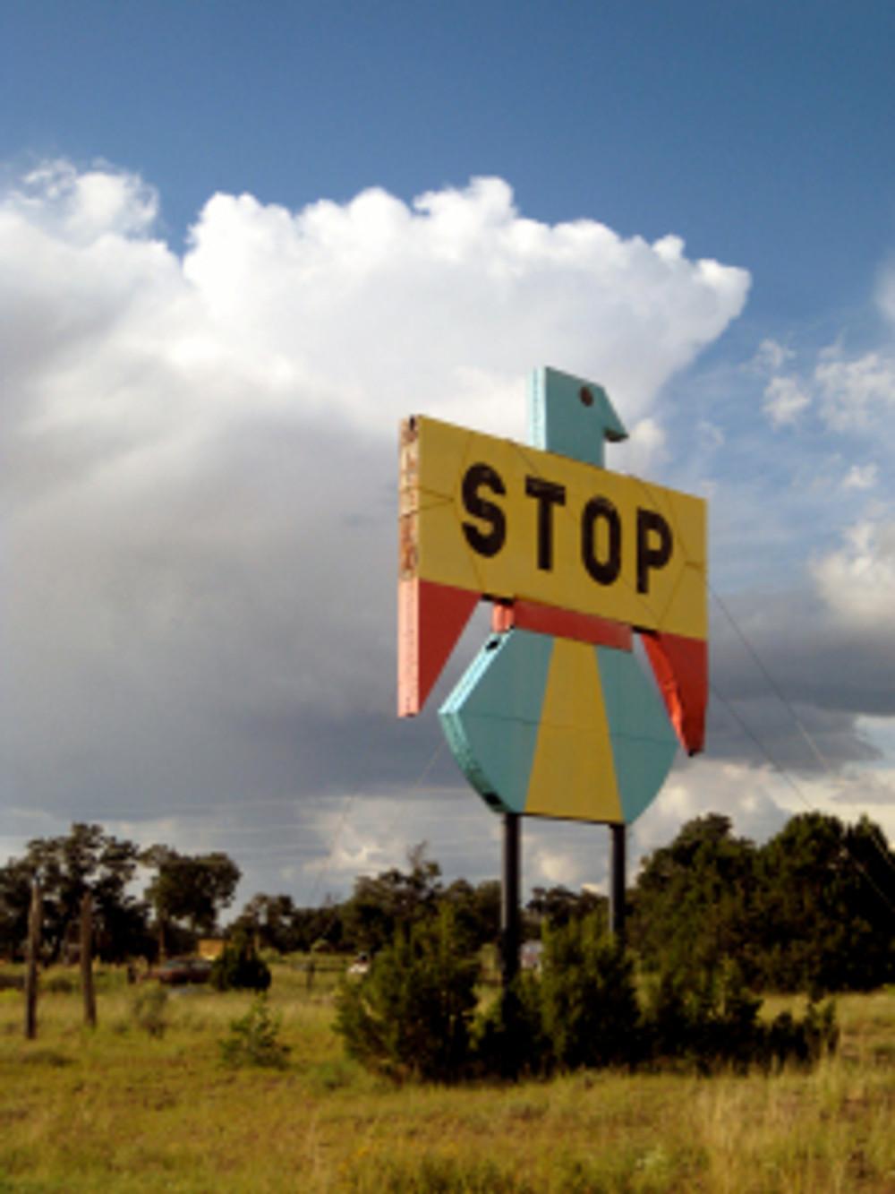 Stop in Pietown