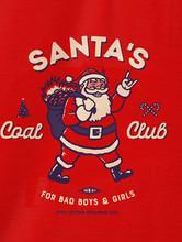 Santa's Coal Club