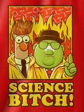 Science Bitch! (ME2P)