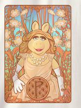 La Miss Piggy (2 versions)