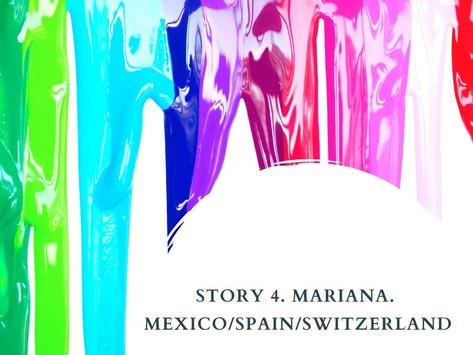 #4.Mariana. Mexico/Spain/Switzerland