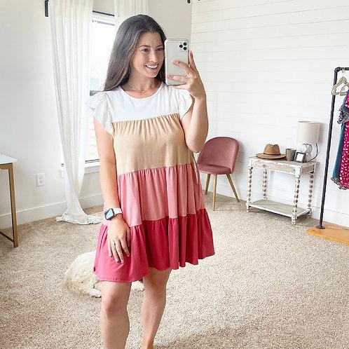 Summer Layered Dress