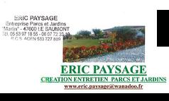 Eric Paysage