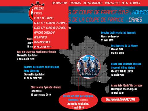 Classement final de la Coupe de France DN2