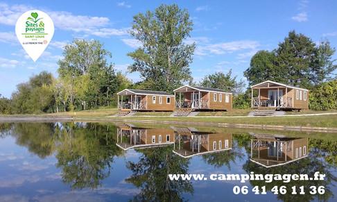 Chalets Camping Saint Louis