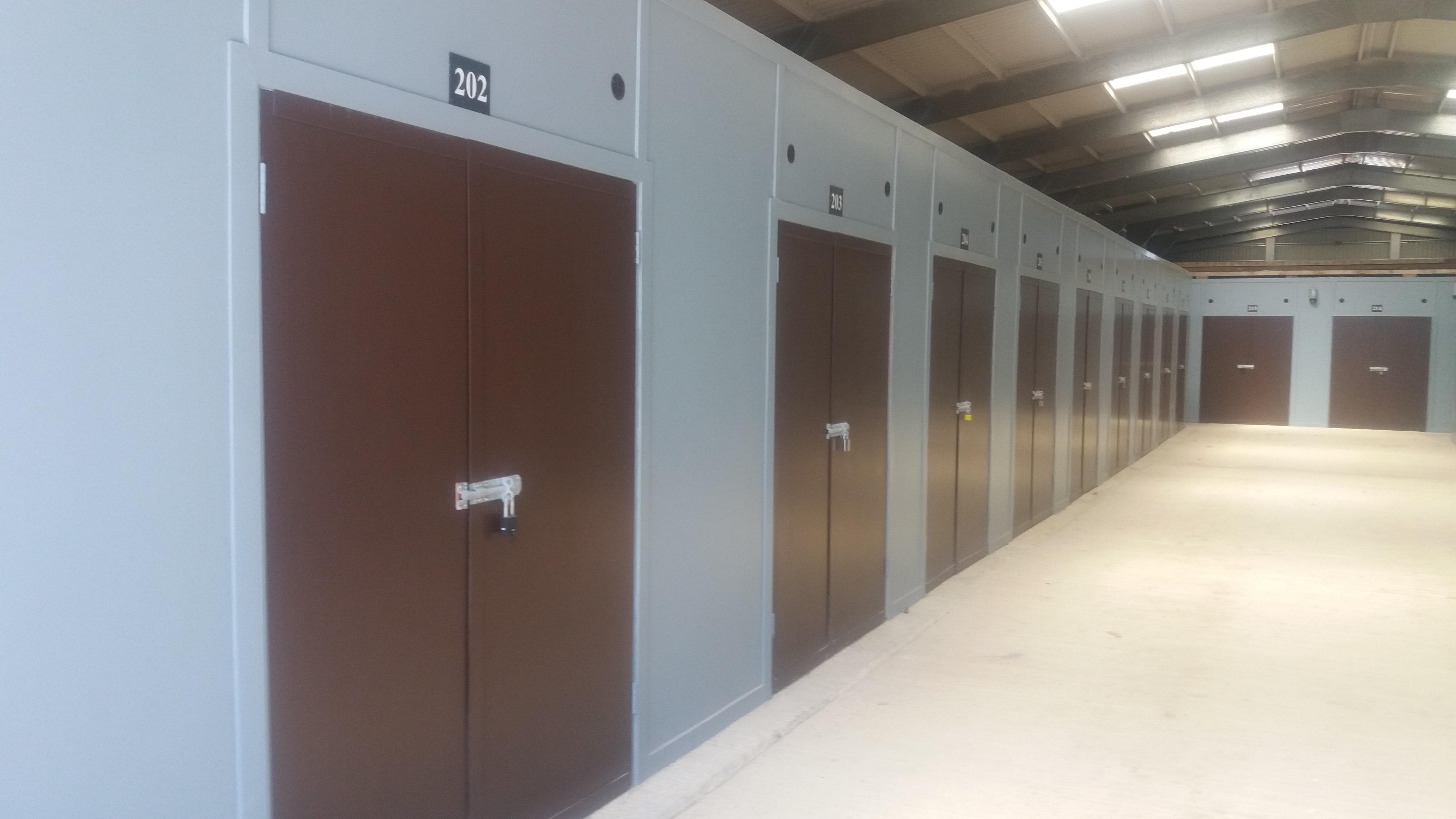 7 x 10 Storage Unit