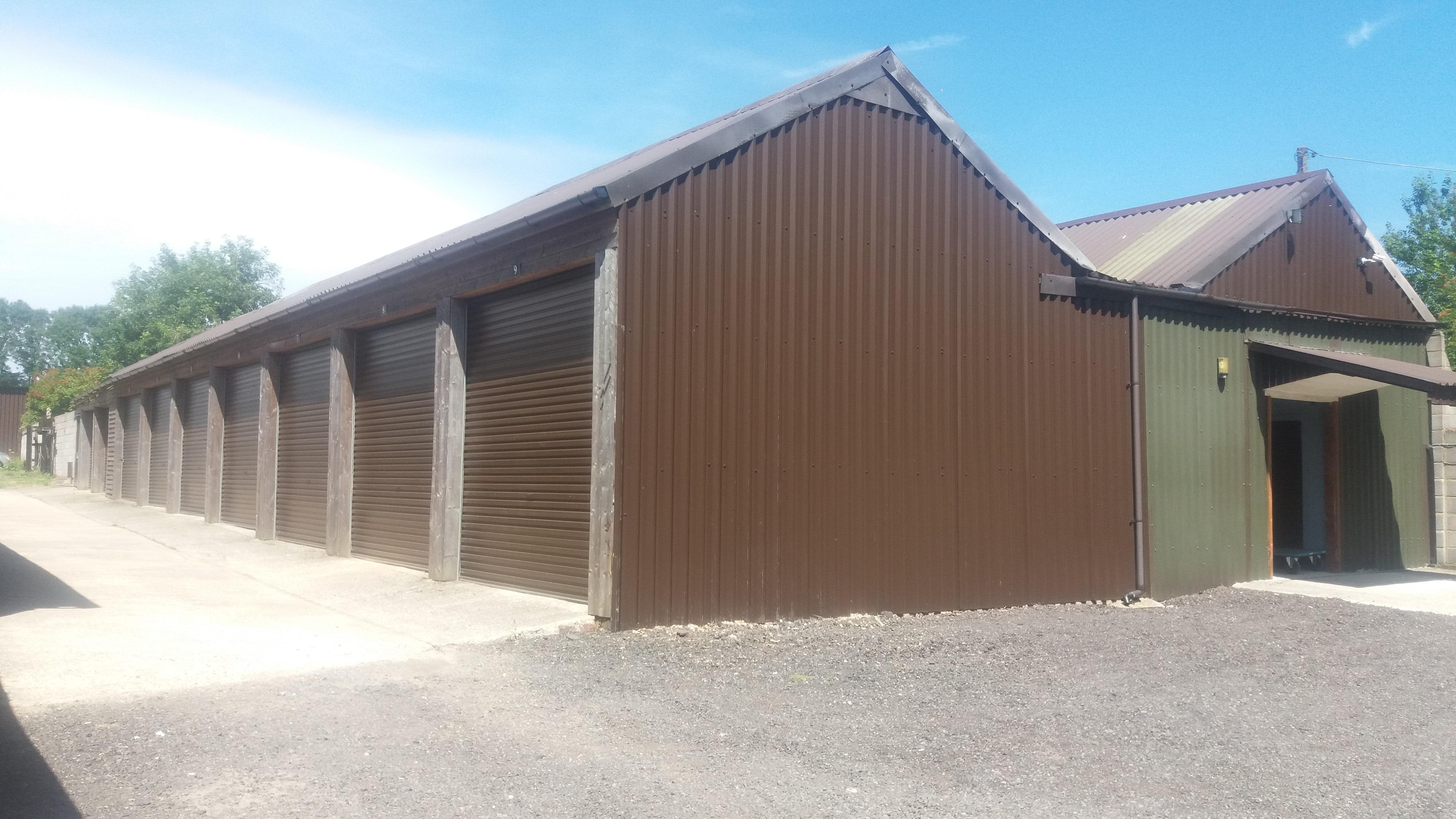 20 x 22 Storage Unit