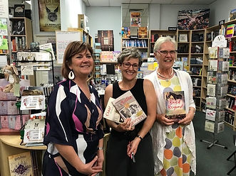 The Book Tree 09.11.18 - Ann Marisa and