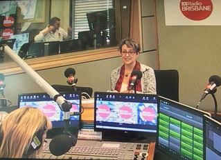 Woohoo! A Radio Interview