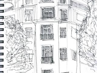 La rue Brisemiche
