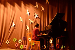 2012 Talantu vakars - Maijas Fogeles skaistais klavieru prieksnesums