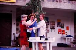2000 vaditaja Laima Speakman-Brown, Aija Zandberga, Aija Abene