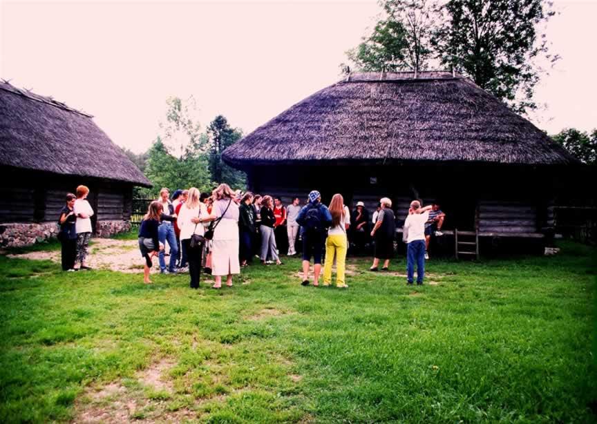 2000 izbraukums uz Araisu ezeru