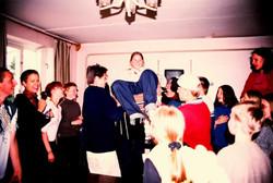 2000 maza Linite svin dzimsanas dienu