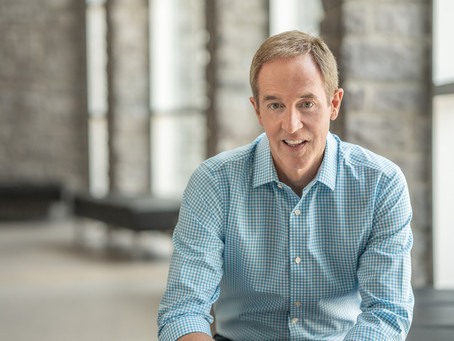 Who Inspires Us: Andy Stanley