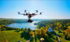 FINTECH-Commercial Drones Are Revolutionizing Business Operations-B-AIM PICK SELECTS